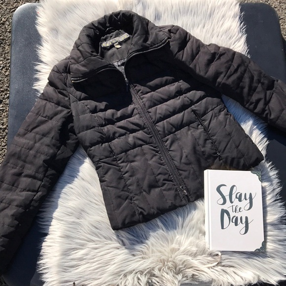 Kenneth Cole Reaction Jackets & Blazers - Kenneth Cole Reaction Black Puffer Jacket